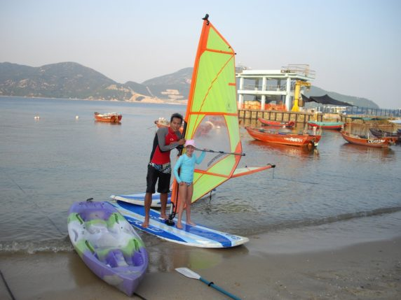 Kurs windsurfingu (4)